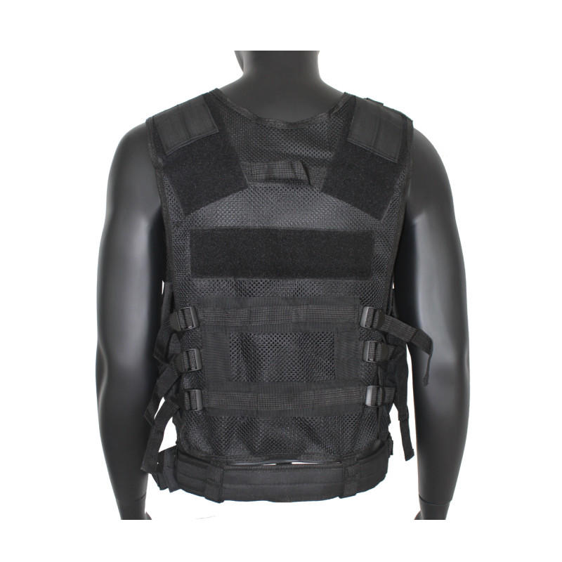 Military Police Army Chest Protect Pockets Factory Camouflage Tactico Security Airsoft Military Safety Vest