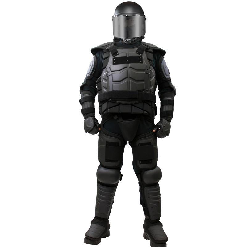 Police Law Enforcement Anti Riot Uniform  Cloth Suit Equipment