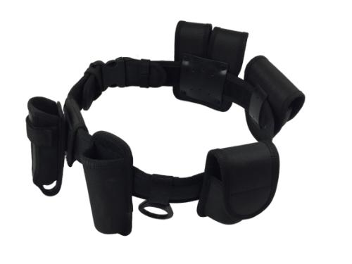 Military Utility Belt Multi-Functional Tactical Belt Police Gear Duty Belt