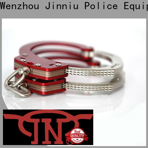 JN Top police grade handcuffs Suppliers for police