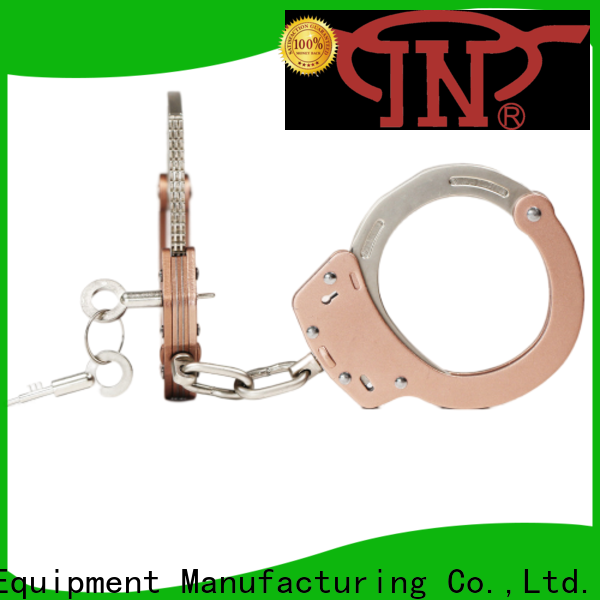 JN real police handcuffs for sale company for police