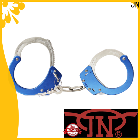 JN types of handcuffs Supply for police