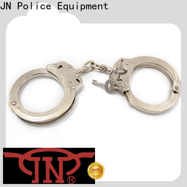 JN types of handcuffs manufacturers for officer's