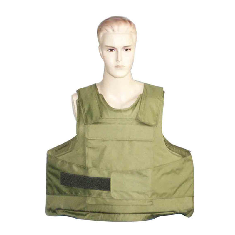 Army IIIA Grade Bulletproof Vest For Body Protection Military