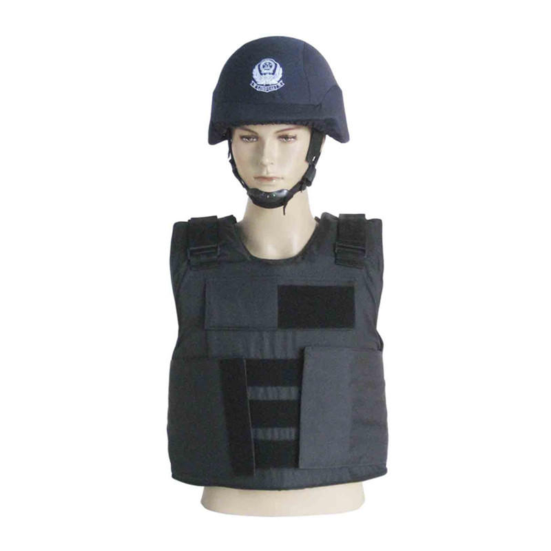3A .44 Ballistic Vest 9mm Bullet proof Vest Full Body Protection Armor Suit