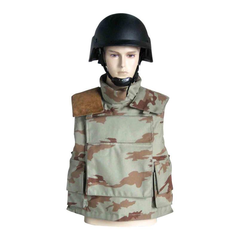 Custom Wholesale Logo Military Bulletproof Armor Vest Suppliers
