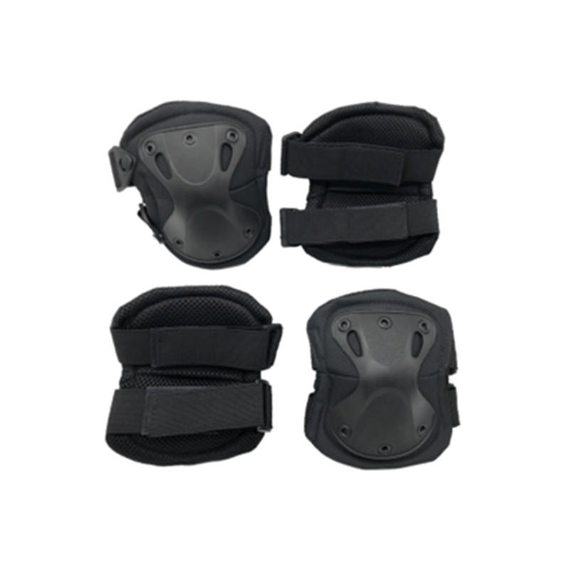 Tactical Protective Gear Guards MIL Military Knee Elbow Pads