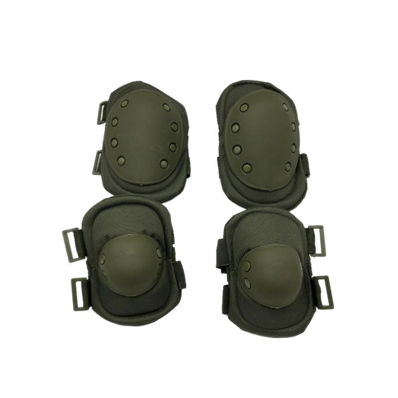 Heavy Duty Knee Pads with Strong Double Straps Knee Protection