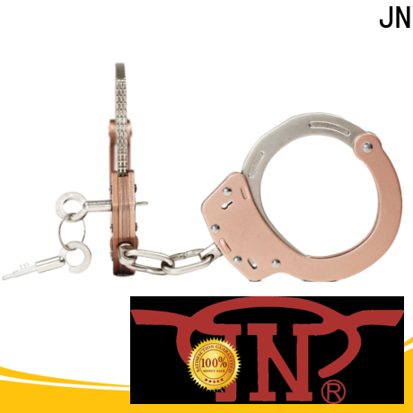 JN police gear handcuffs factory for police