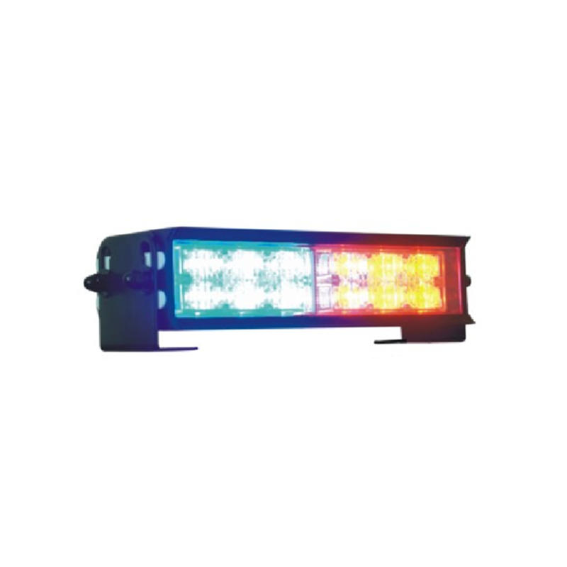 LED police lights  warning strobe red white blue led police car roof light bar