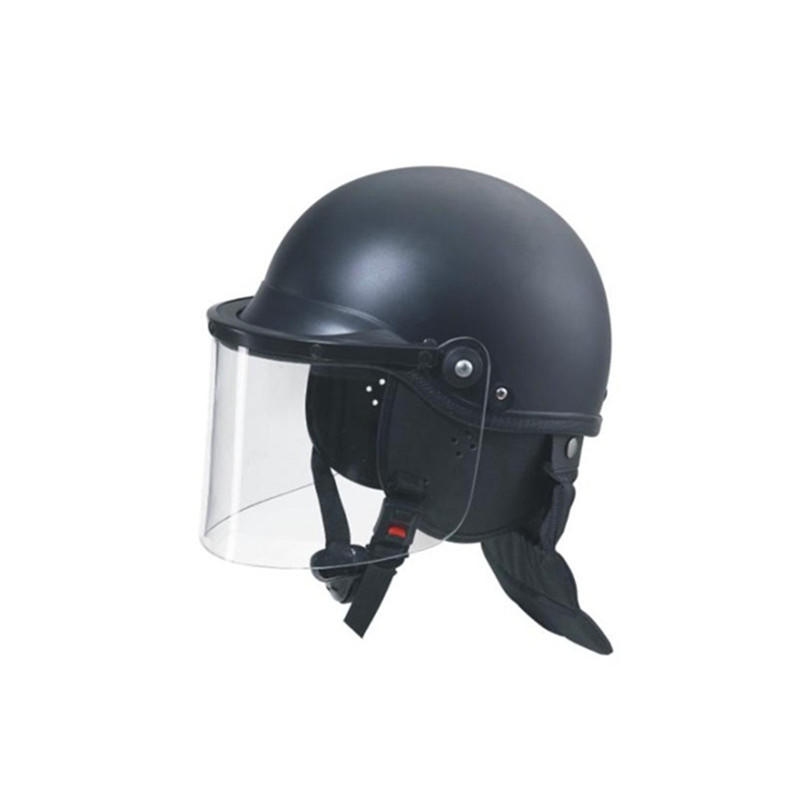Military Tactical Anti riot helmet for head protection with full MASK and ABS shell for sell