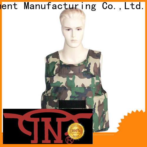 JN Latest bullet proof vest price list manufacturers for law and order