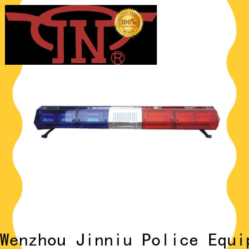 JN road warning lights manufacturers for law and order