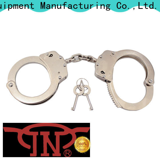 Custom police officer handcuffs manufacturers