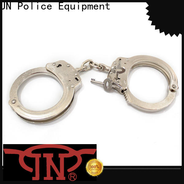 JN New police quality handcuffs Suppliers for law and order