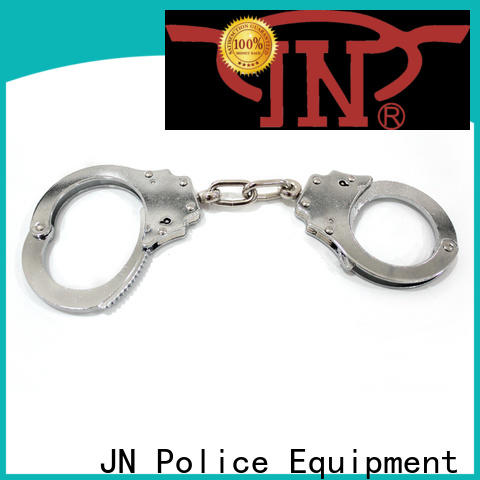 JN bulk handcuffs Suppliers for officer's