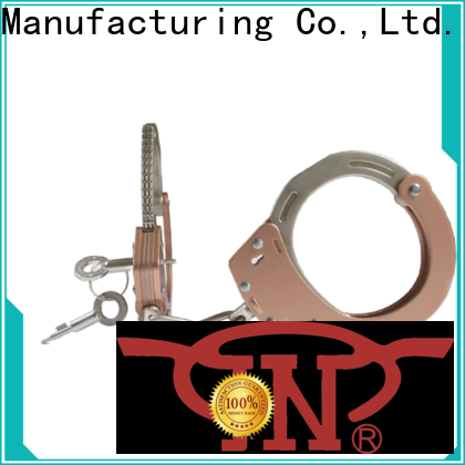 JN best handcuff brand factory for officer's