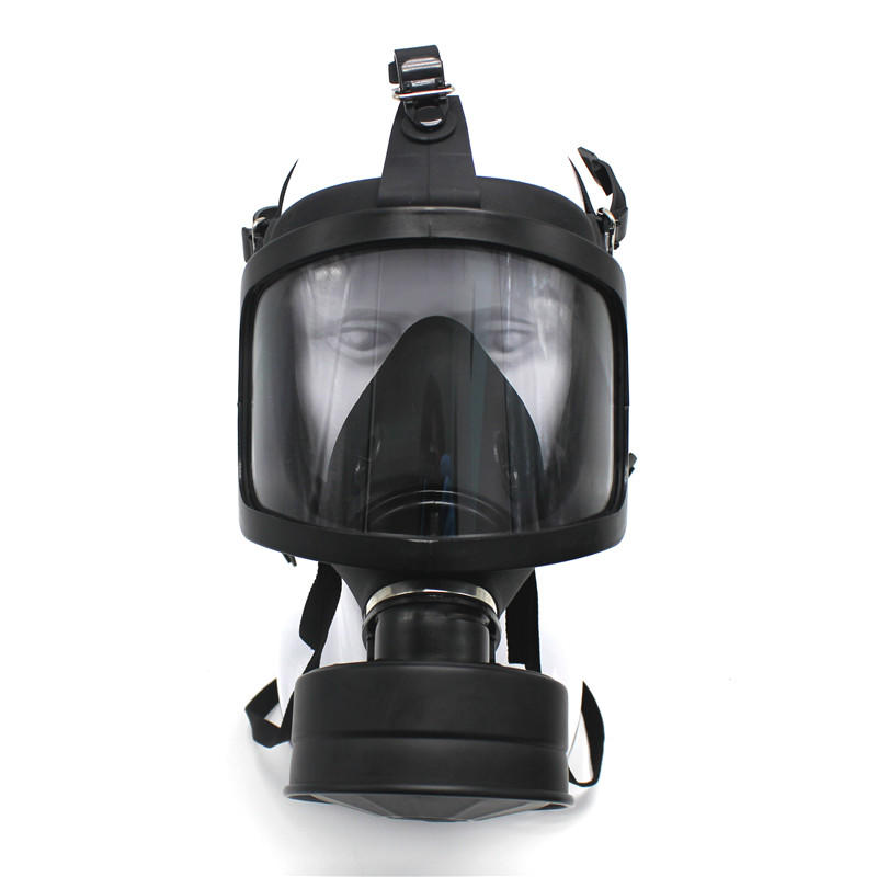 Light Weight Police Medical Multi functional Riot Face Protect Isolation Gas Mask
