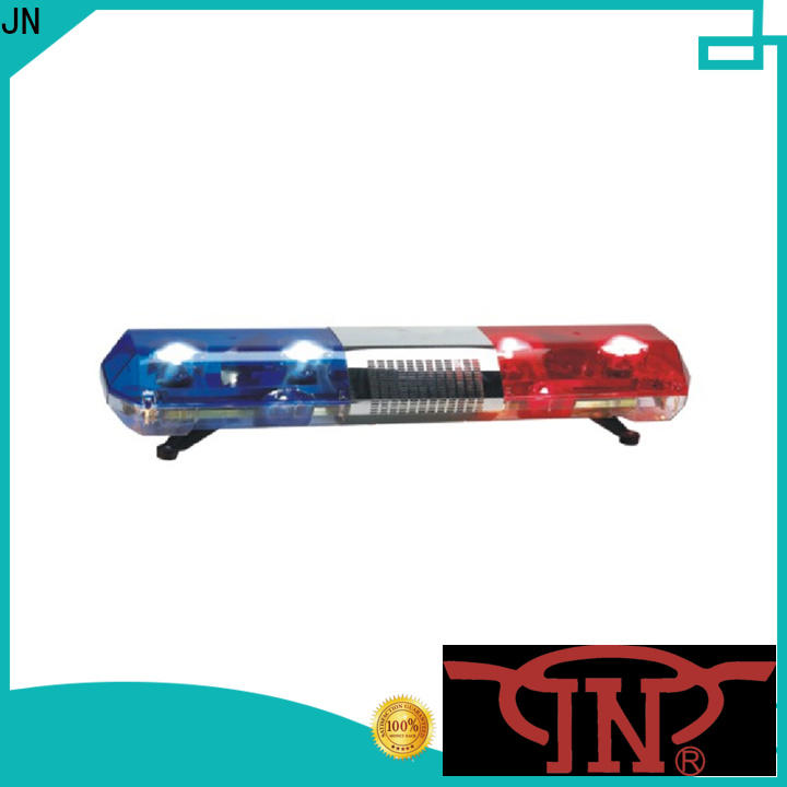 JN Top cop light bar for business for defense