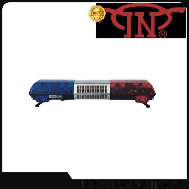 JN Top 20 led light bar factory for law and order