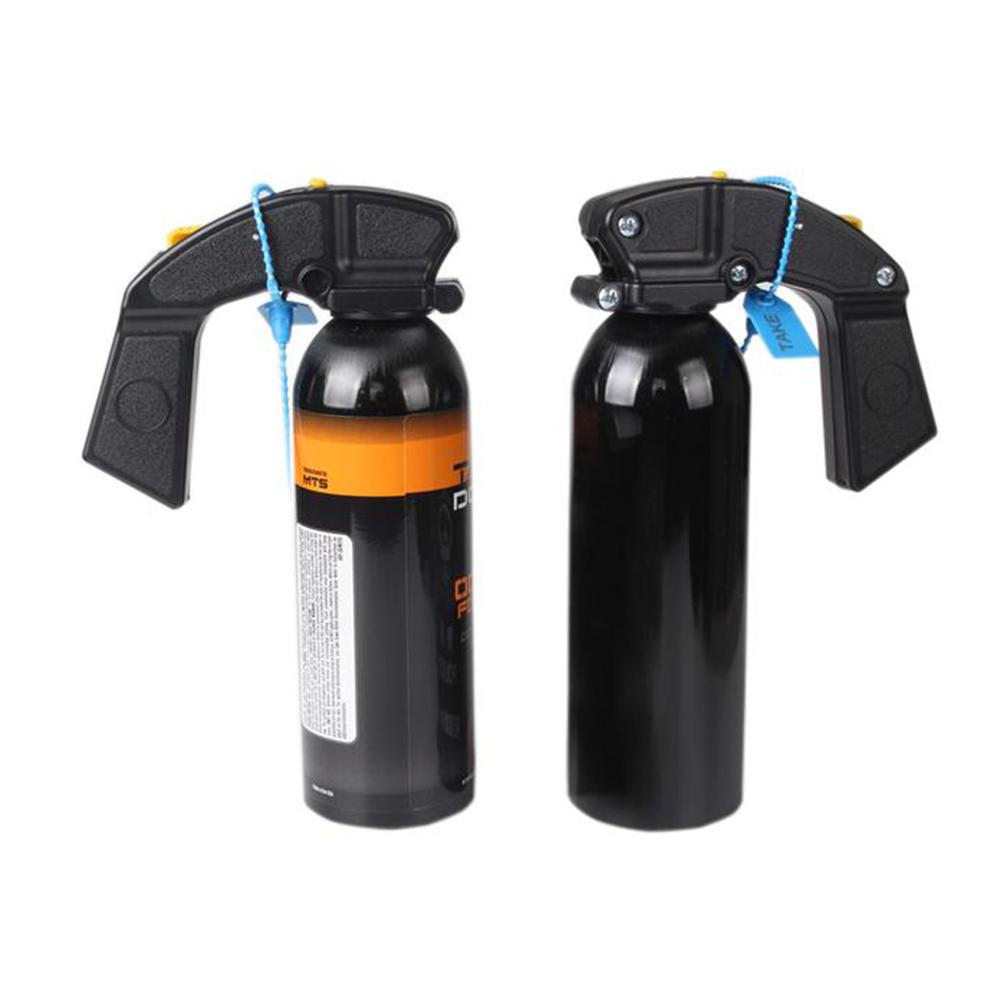 Pepper sprays Tear gas Damsel in Defense