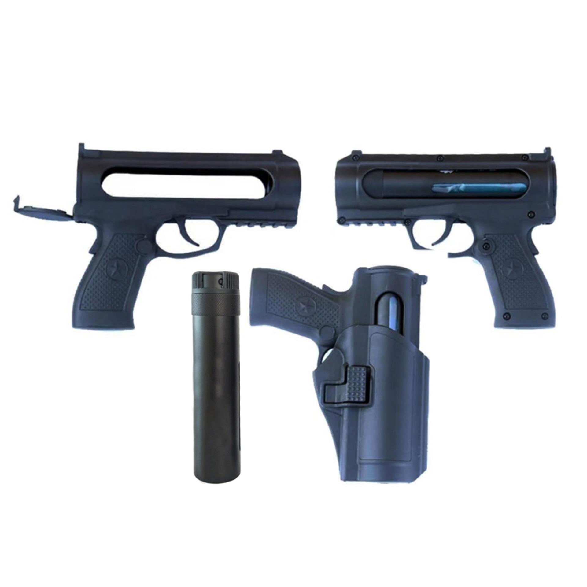 Pepper Spray Self Defense Spray Tear Gas Gun