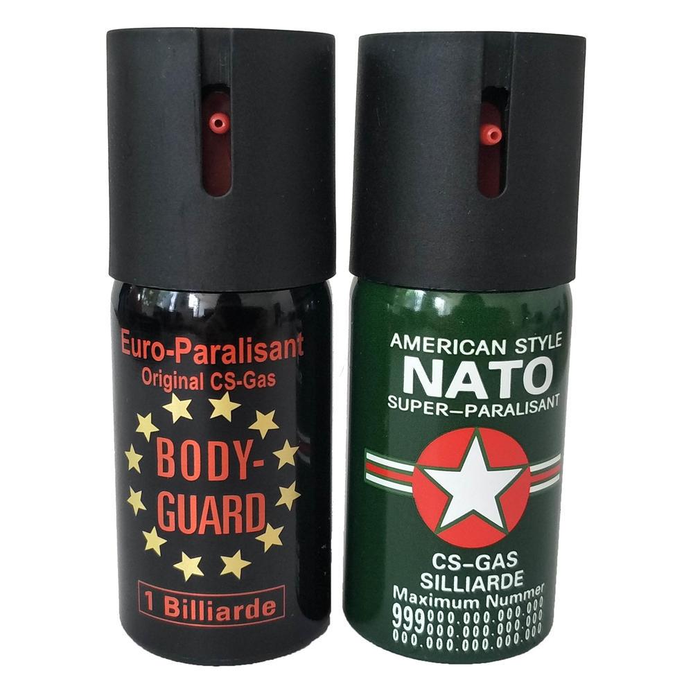 40ml Tear Gas Pepper Spray Riot Control Tear Gas