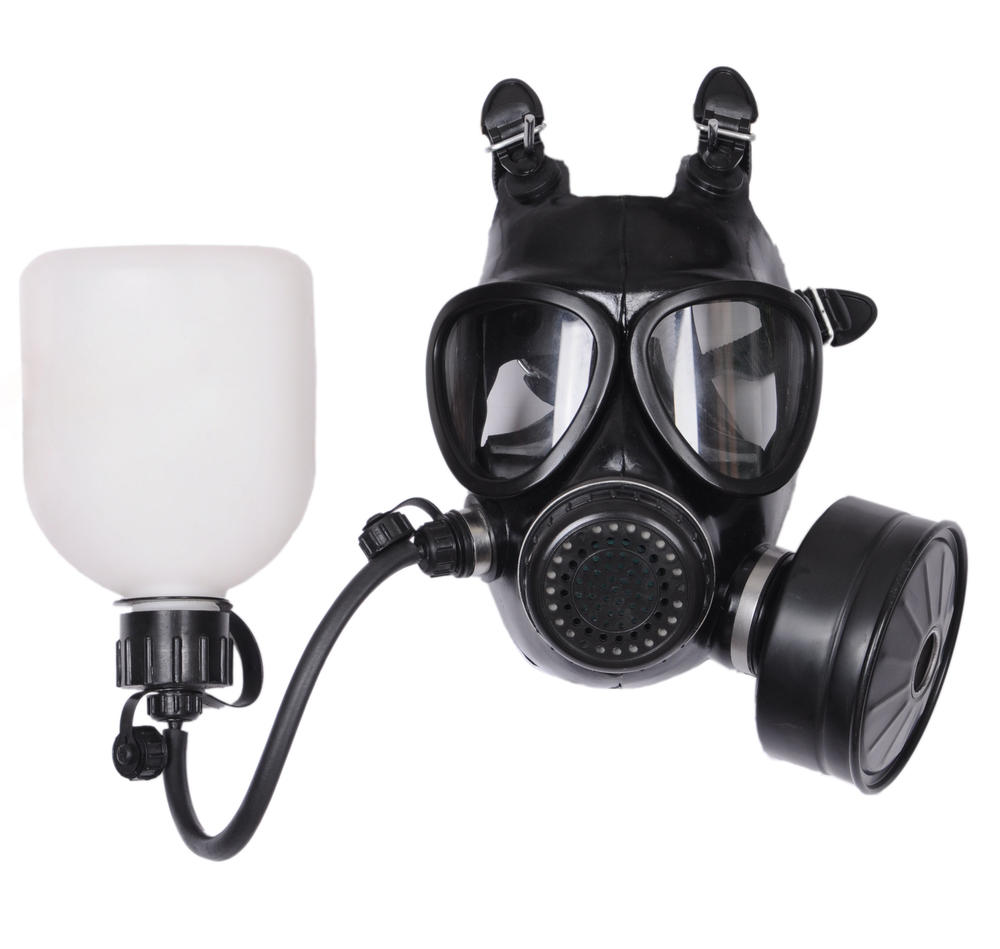 Factory Price Gas Mask with Drinking devices 3 sizes avilable Wholesale-JN