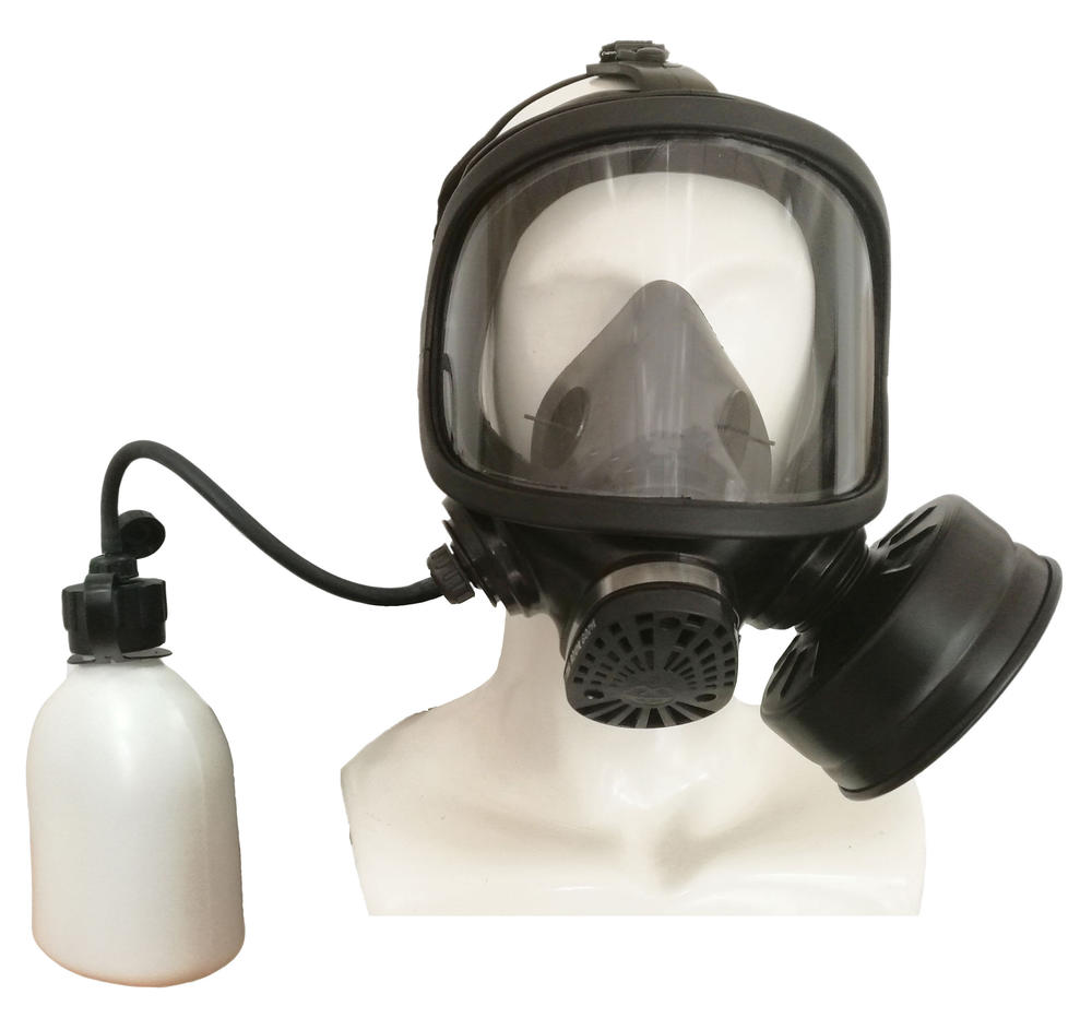 Custom Gas Mask Escape Military Wield Suppliers