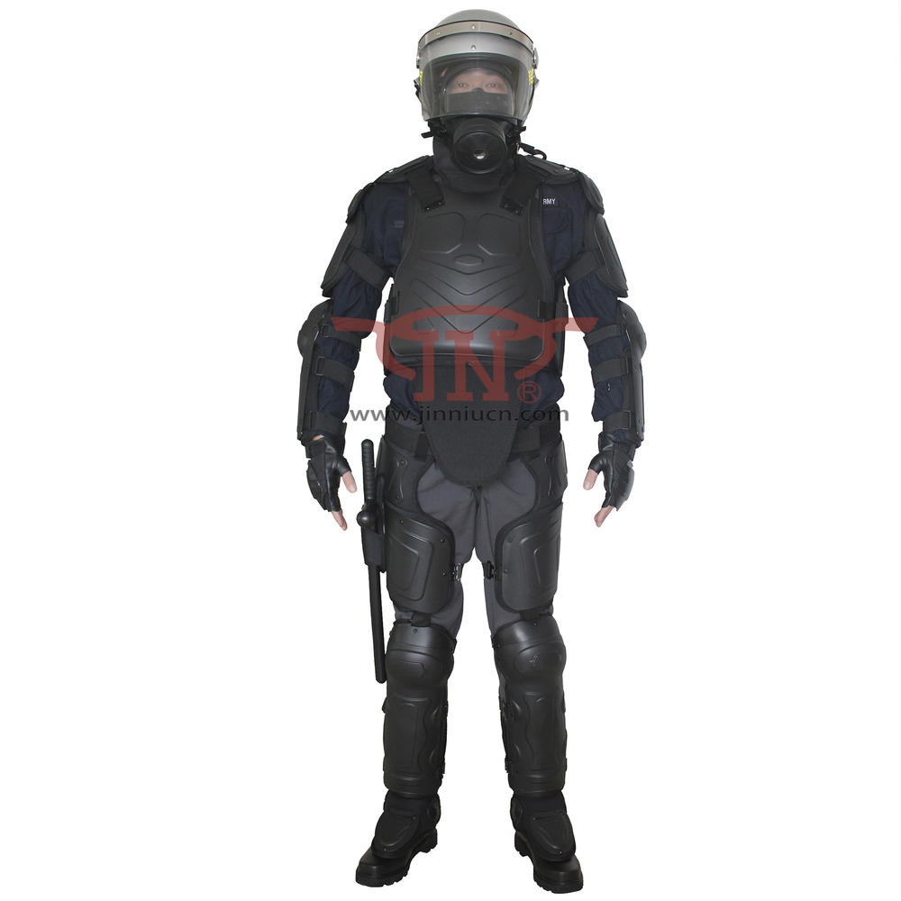Riot Control Gear Anti Riot Suit with Neck Protectors