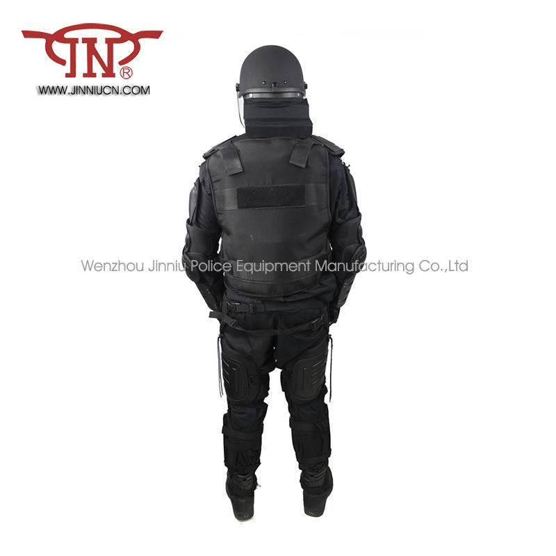 Custom Anti-Riot Suit for Police Army Military Suite Factory From China