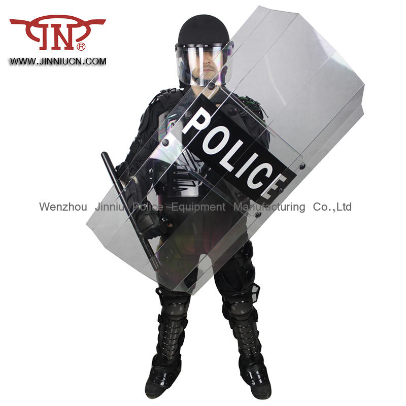 Best Price Anti riot shield Riot control Portective shield Cover Supplier-JN