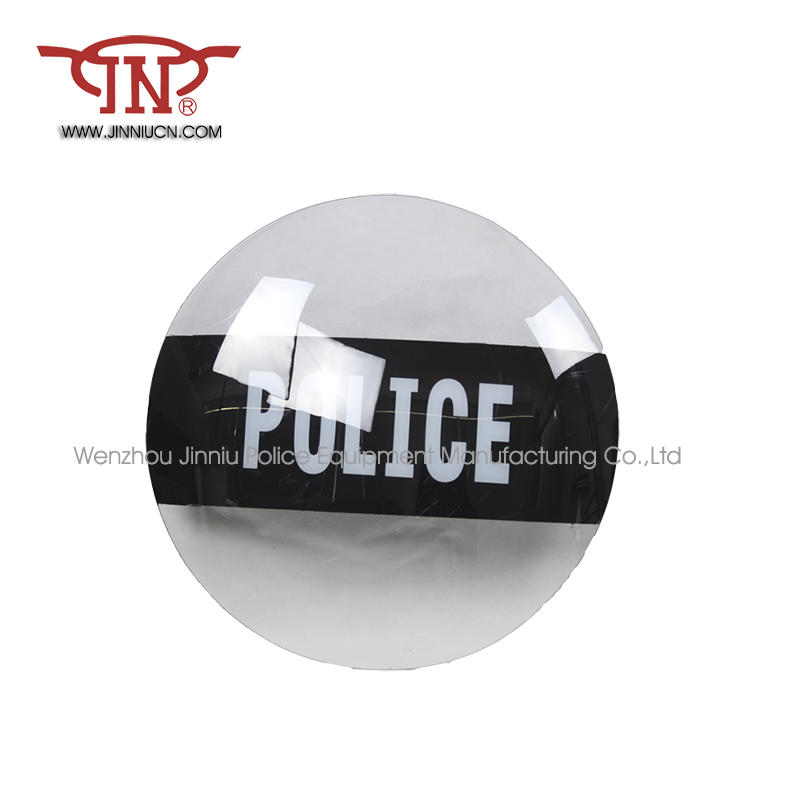 China Round Shield Small Portable Shield Anti riot use shield Wholesale-JN