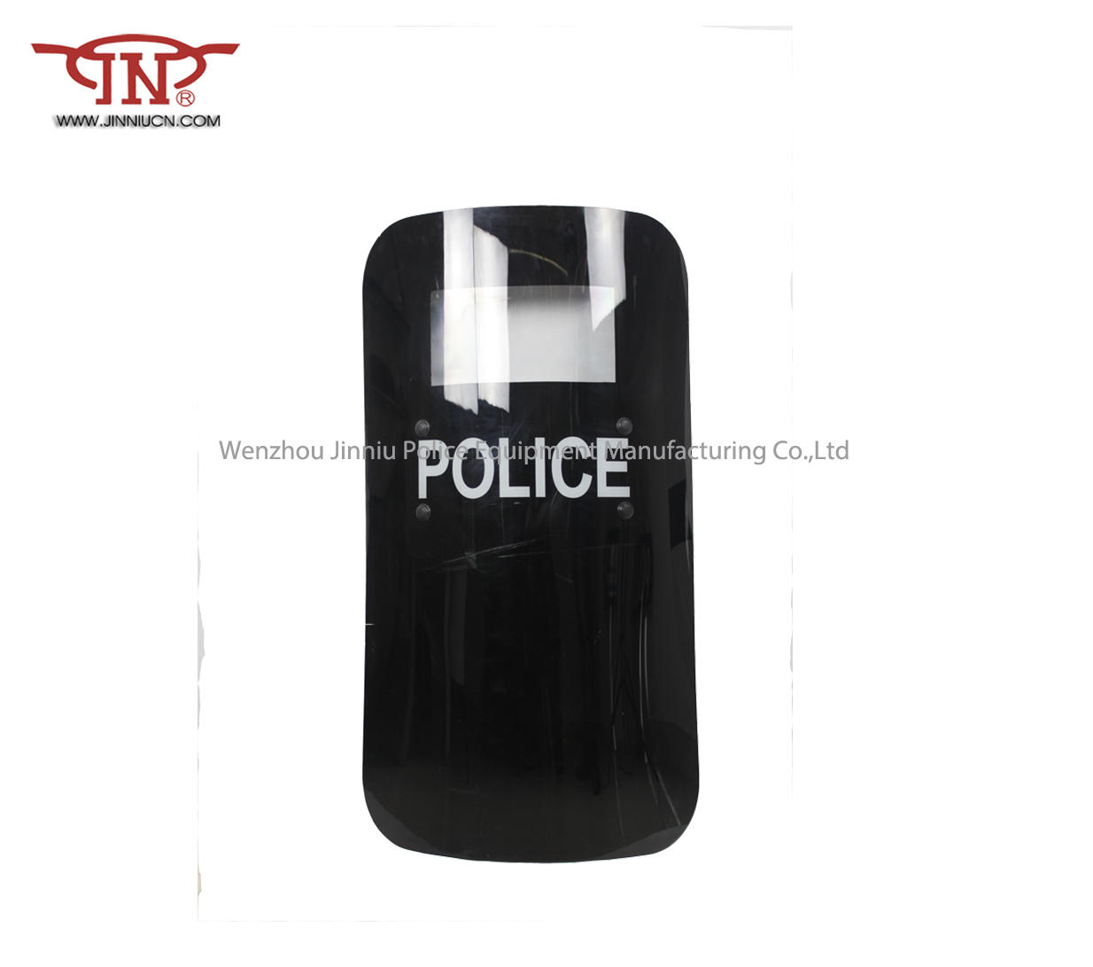 Quality Black shield with Window Anti riot black riot control shield Oem From China-JN