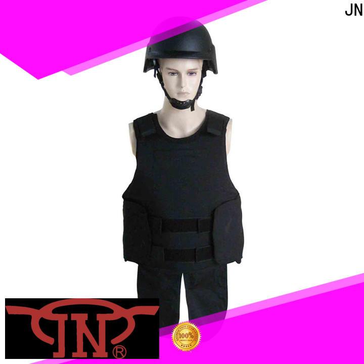 JN Custom top rated bulletproof vest manufacturers for defend themselves against