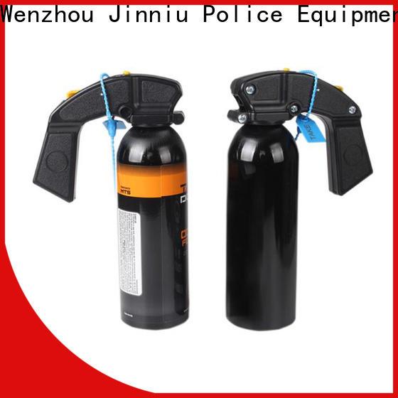 Custom get off spray Supply for officer's