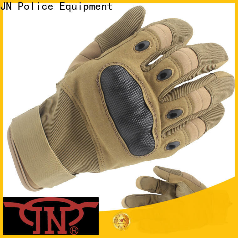 JN thermal tactical gloves factory for defend themselves against