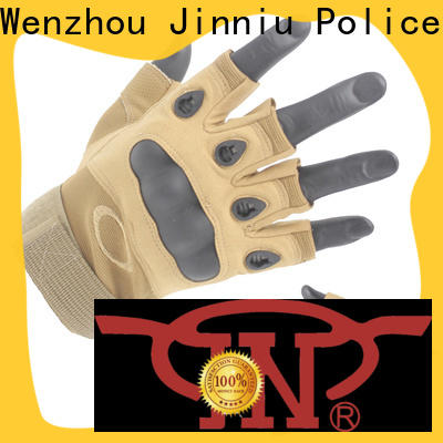 JN Wholesale best tactical gloves for punching Supply for security
