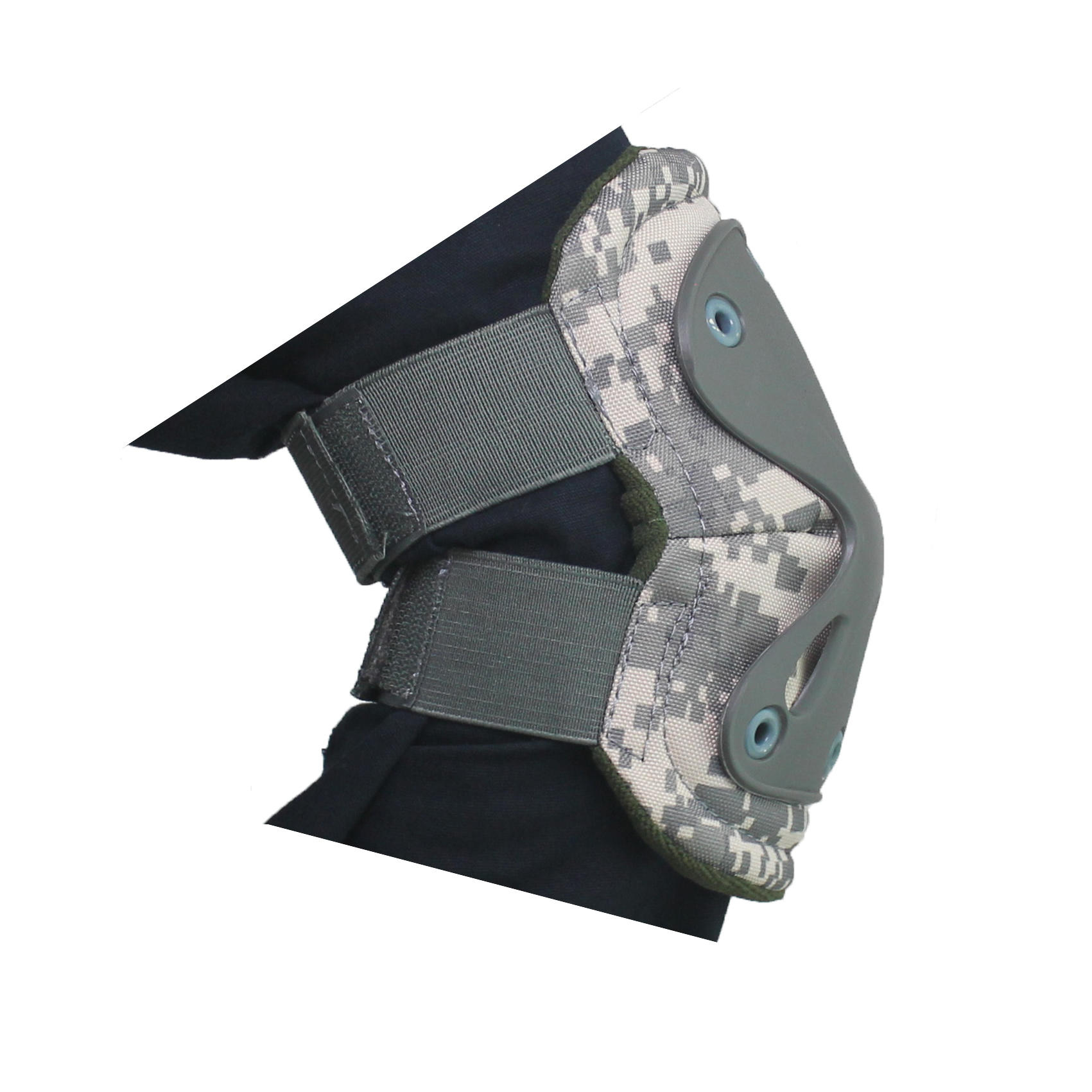Top Quality Knee & elbow pads camouflage Wholesale-JN