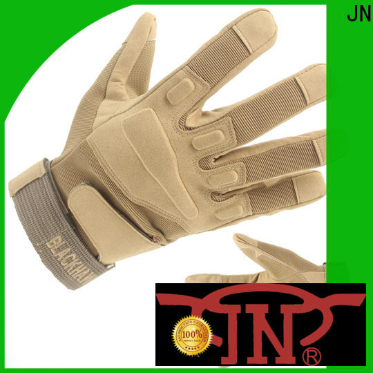 Top weighted tactical gloves company for officer's