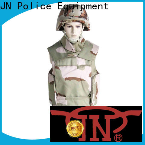 JN Latest bulletproof vest spartan Supply for protect the police