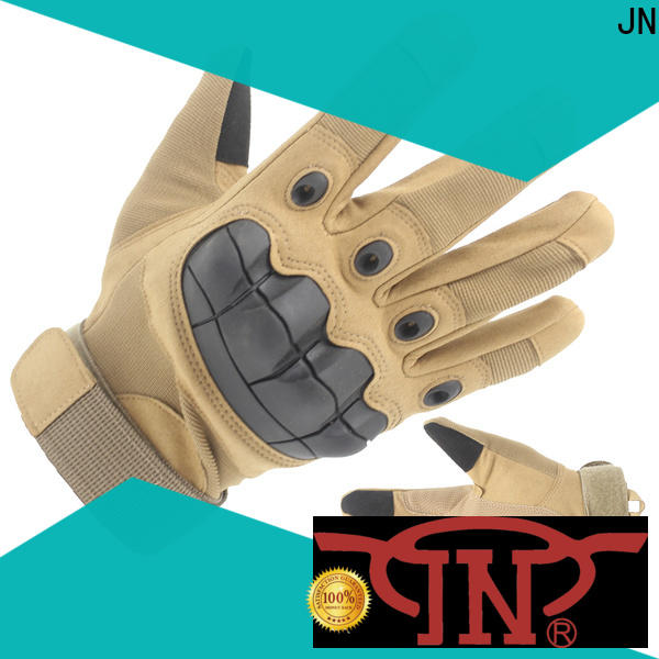 JN best cut resistant tactical gloves for business for protect the army