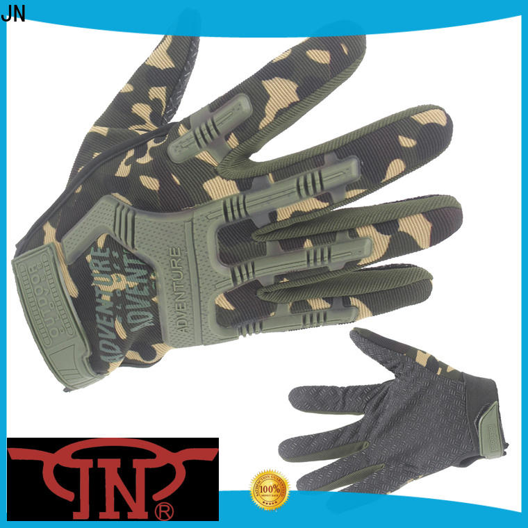 JN army tactical gloves factory for police