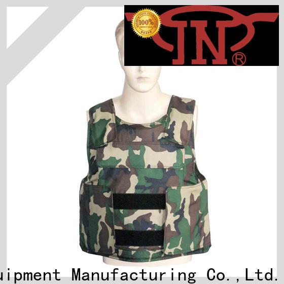 Custom bulletproof vest spartan Suppliers for security