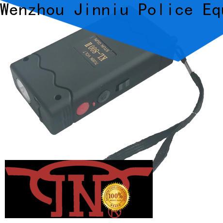 JN police flashlight taser manufacturers for security