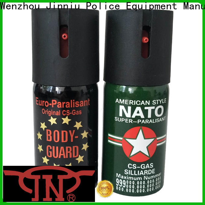 JN Top bear spray on humans Suppliers for protect the army