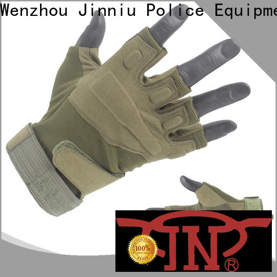 JN Custom outdoor research tactical gloves manufacturers for law and order