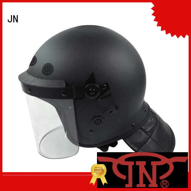 JN Custom riot helmet with face shield factory for self-defense