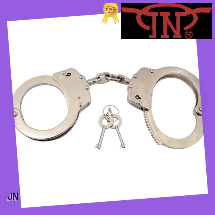 New professional police handcuffs for business for officer's