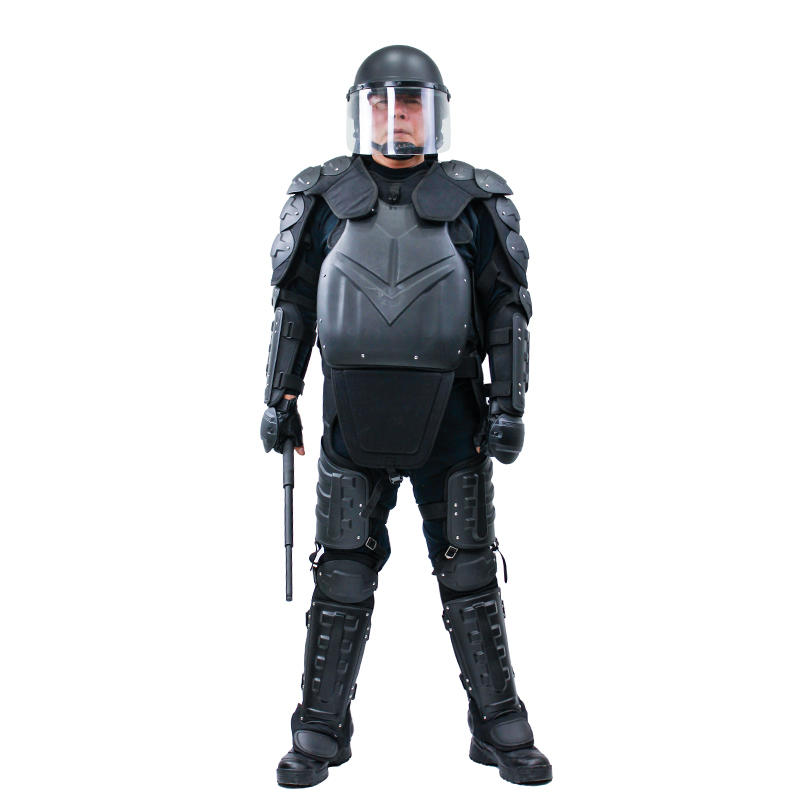 Military Army Police riot suit Full Body Protection Suit Tactical Anti Riot Armor